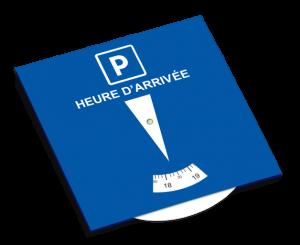 Disques de stationnement Européen